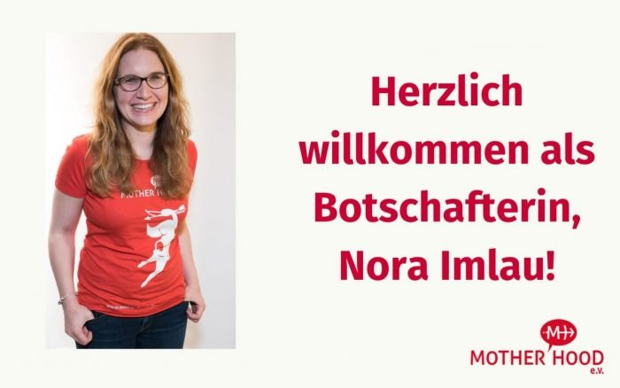 Mother Hood Botschafterin Nora Imlau Foto (c) Hannes Gorrissen