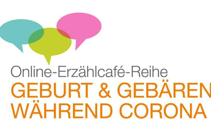 Text: Online-Erzählcafé-Reihe Geburt und Gebären während Corona